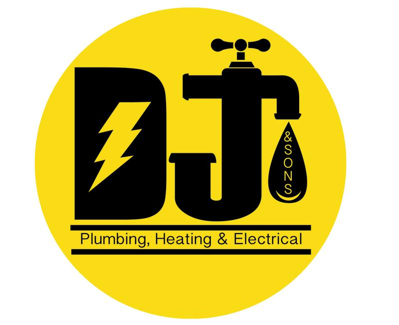 DJ and Sons Heating & Plumbing logo