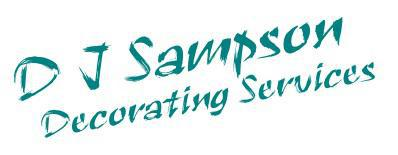 DJ Sampson Decorating Services logo