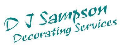 DJ Sampson Decorating Services logo
