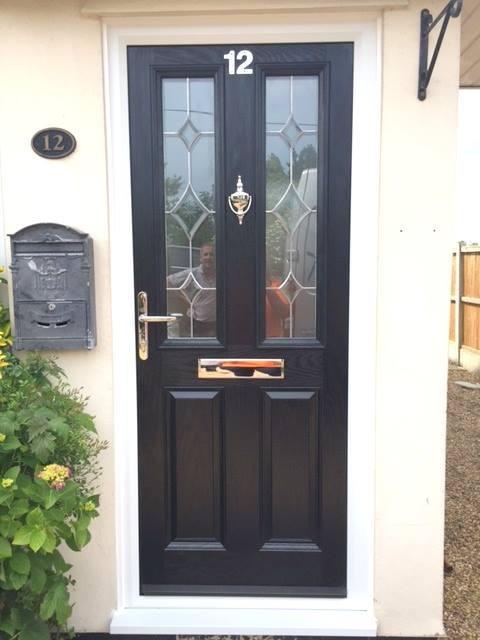 Image 102 - Composite front door
