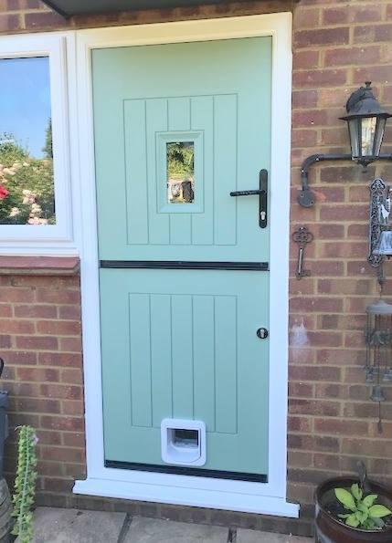 Image 81 - Chartwell Green Stable Door