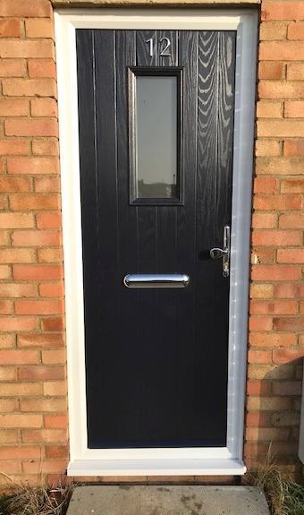 Image 80 - Composite front door
