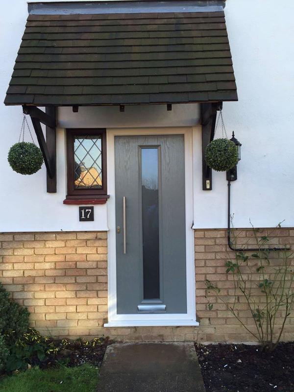 Image 109 - Composite front door