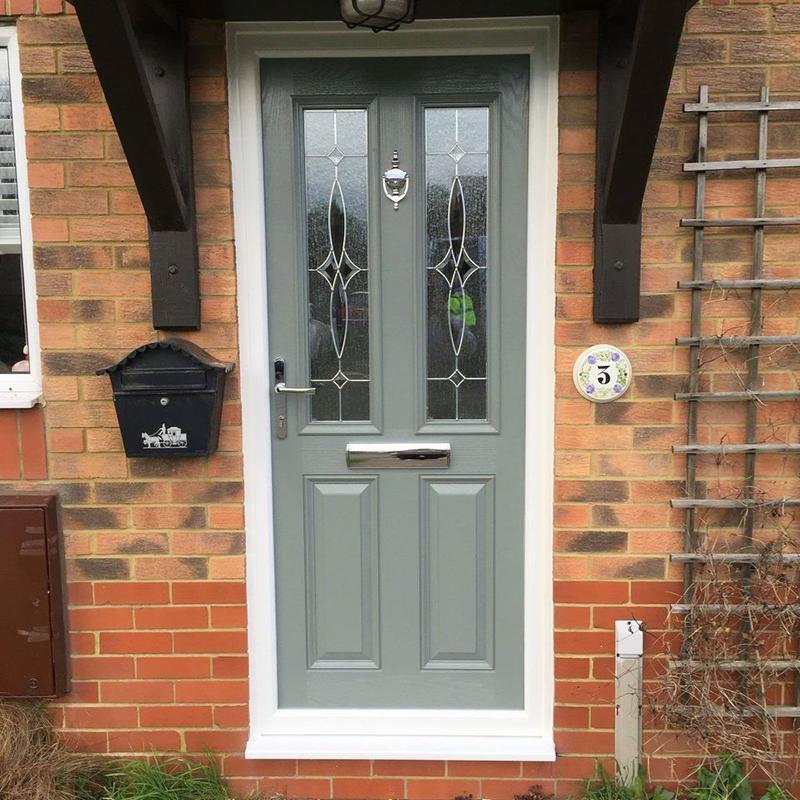 Image 92 - Composite front door