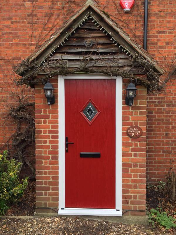 Image 90 - Composite front door