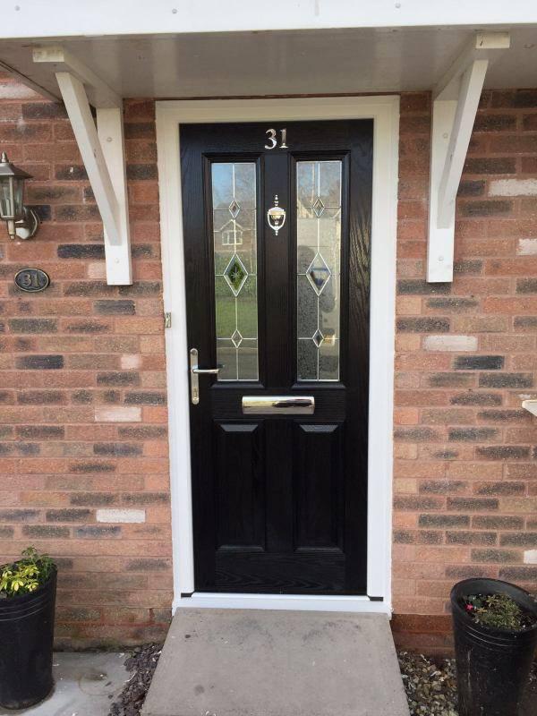 Image 105 - Composite front door