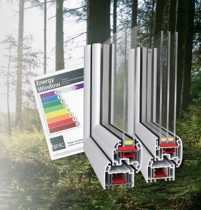 Image 19 - UPVC Energy Efficient Windows - Double Glazing & Triple Glazing Available