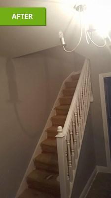 Image 12 - Emulsion ceiling, emulsion walls, undercoat & gloss woodwork