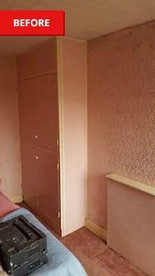 Image 19 - Strip paper, prepare walls and woodwork
