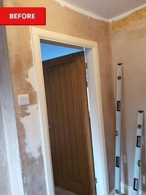 Image 25 - Prepare walls