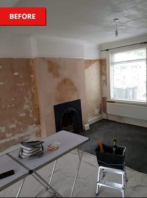 Image 3 - Prepare wall