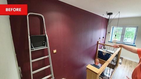 Image 1 - Prepare wall