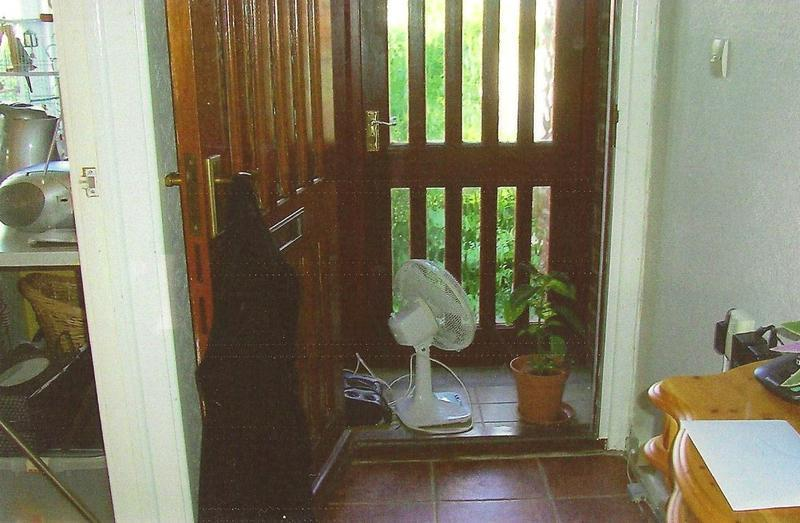 Image 12 - toilet in porch BEFORE
