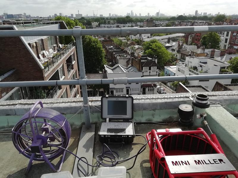 Image 4 - Drainage CCTV and Picote mini miller