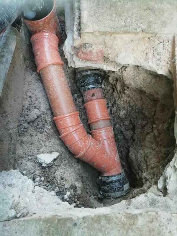 Image 6 - Drainage Pipe Installation