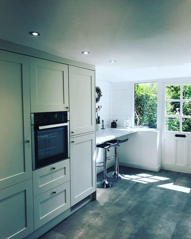 Image 31 - cottage kitchen re model