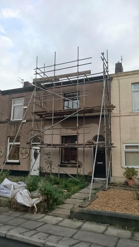 Image 32 - Terraced Property Full Refurbishment BEFORE