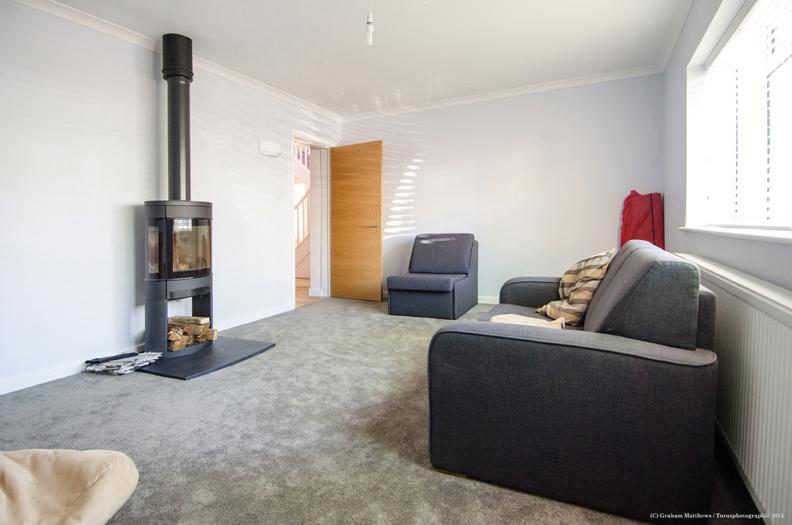 Image 25 - New Lounge Extension with Wood burning stove. St Albans 2013