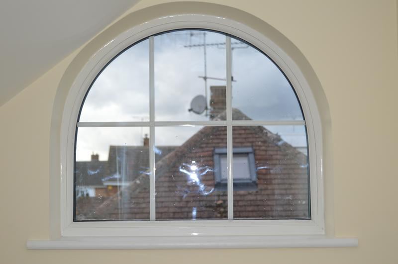Image 52 - Loft conversion and extension, including window installation.