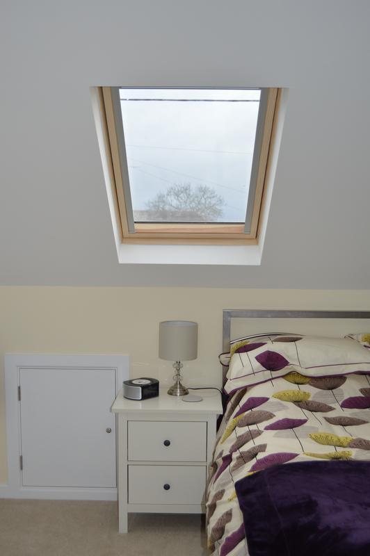 Image 40 - Loft bedroom with Velux windows!