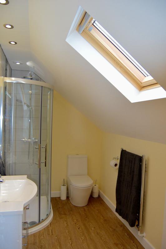 Image 37 - Loft conversion bathroom!