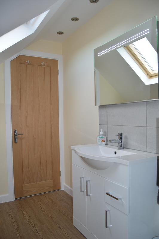 Image 21 - Loft conversion bathroom!