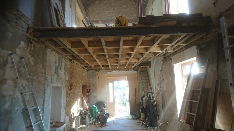 Image 33 - Steel beams and floor joists for barn conversions