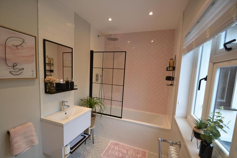 Image 7 - Bathroom Installation, Sanderstead, November 2020