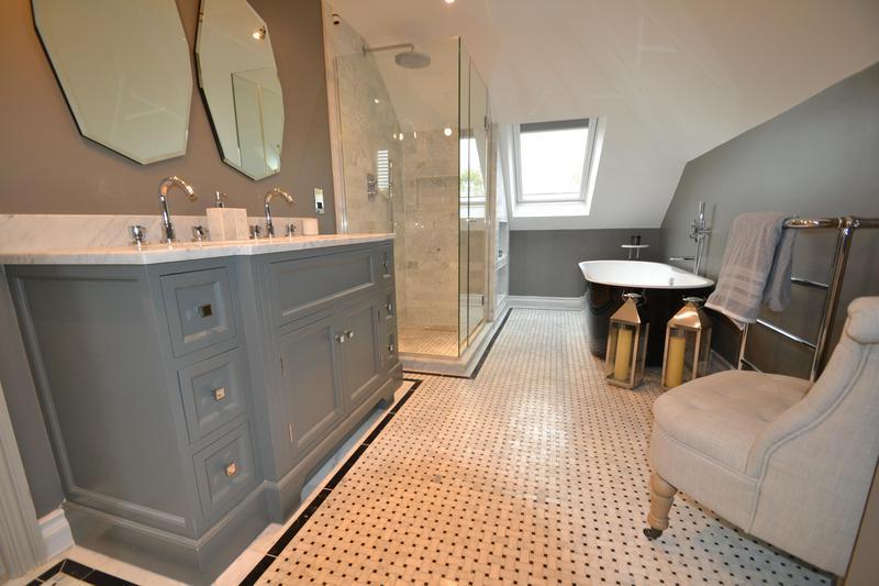 Image 6 - En-Suite Installation, West West Wickham, November 2020