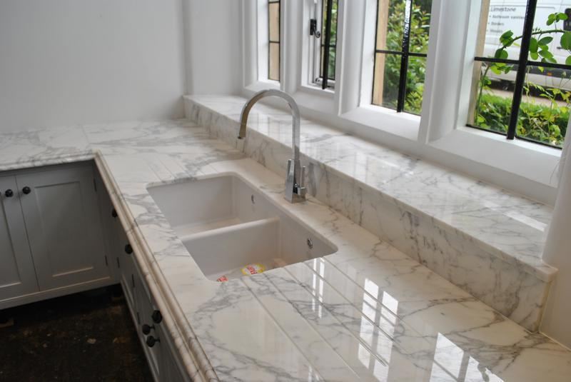 Image 4 - Marble worktops - pure class!
