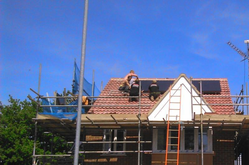 Image 16 - Solar Install Westcliff on Sea