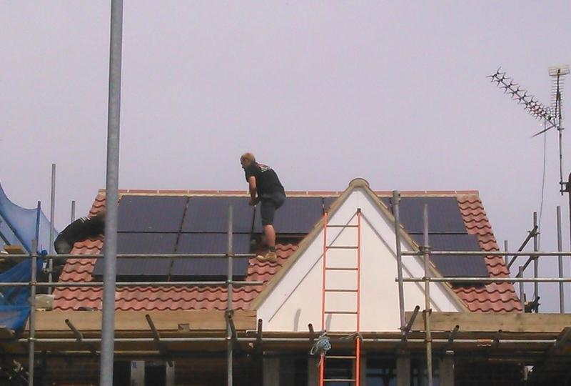 Image 18 - Solar Install Westcliff on Sea