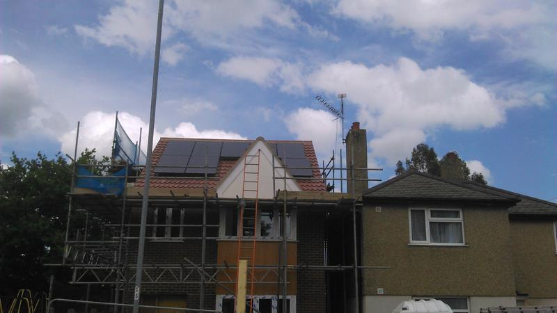 Image 19 - Solar Install Westcliff on Sea