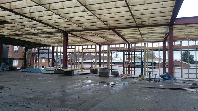 Image 13 - 450 m2 flat roof