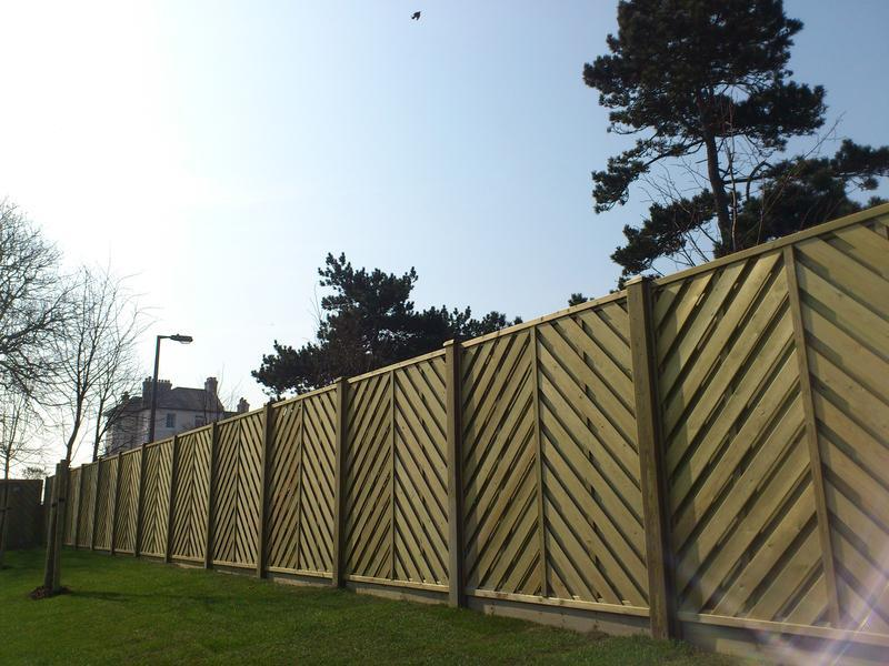 Image 2 - Hythe Imperial Boundary Fence