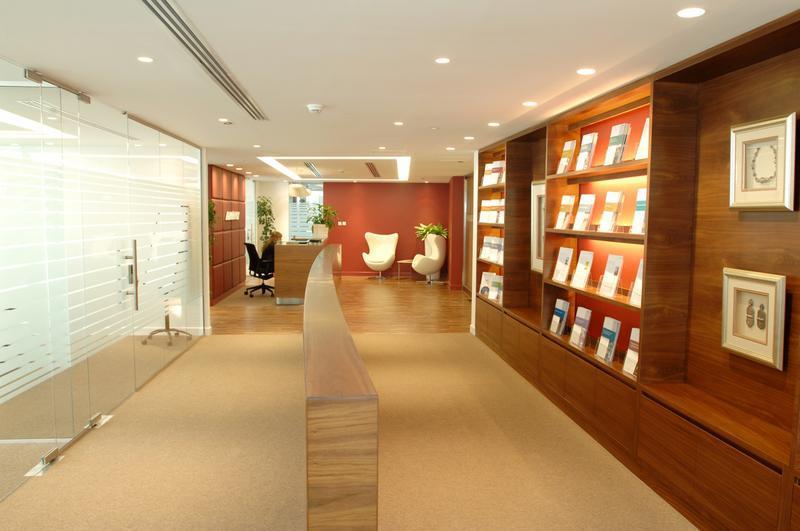 Image 134 - Office hallway
