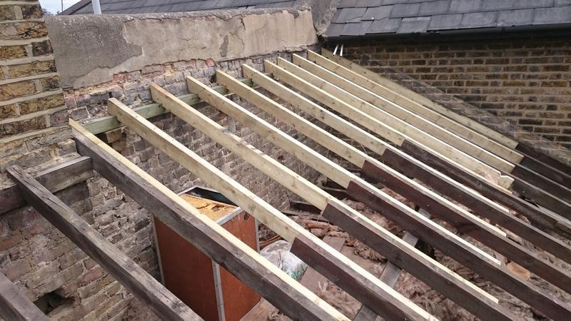 Image 6 - timber rafter and wall plate repairs, allenby road