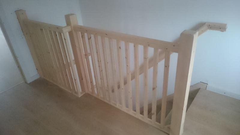 Image 1 - Hand crafted railing