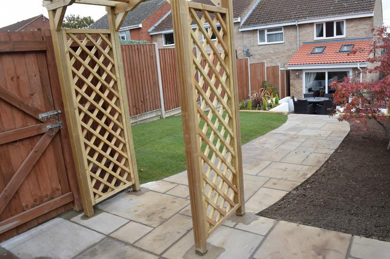 Image 28 - we do also lay patio's . please see are web site