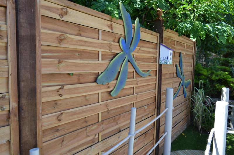 Image 18 - WE PROUDLY PROVIDED FENCING FOR ITV'S LOVE YOUR GARDEN WITH ALAN TITCHMARSH