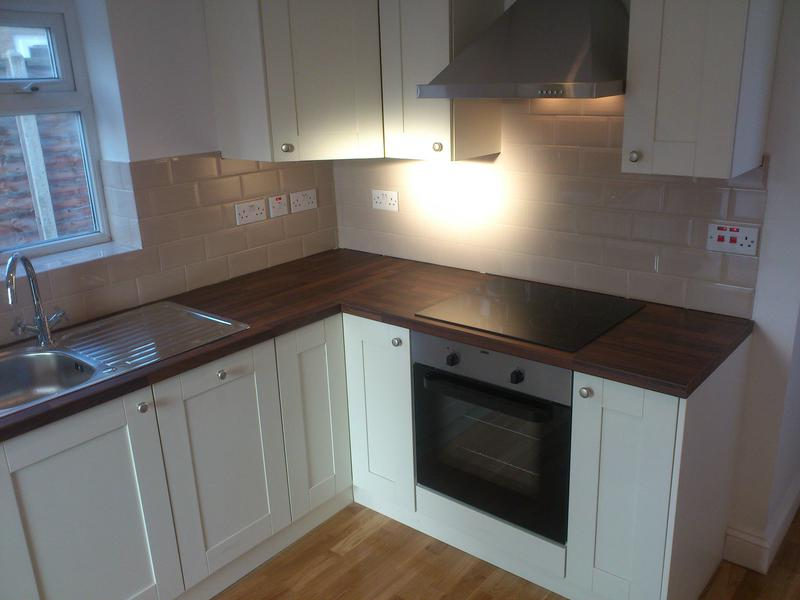 Image 26 - Kitchen,and solid wood floor