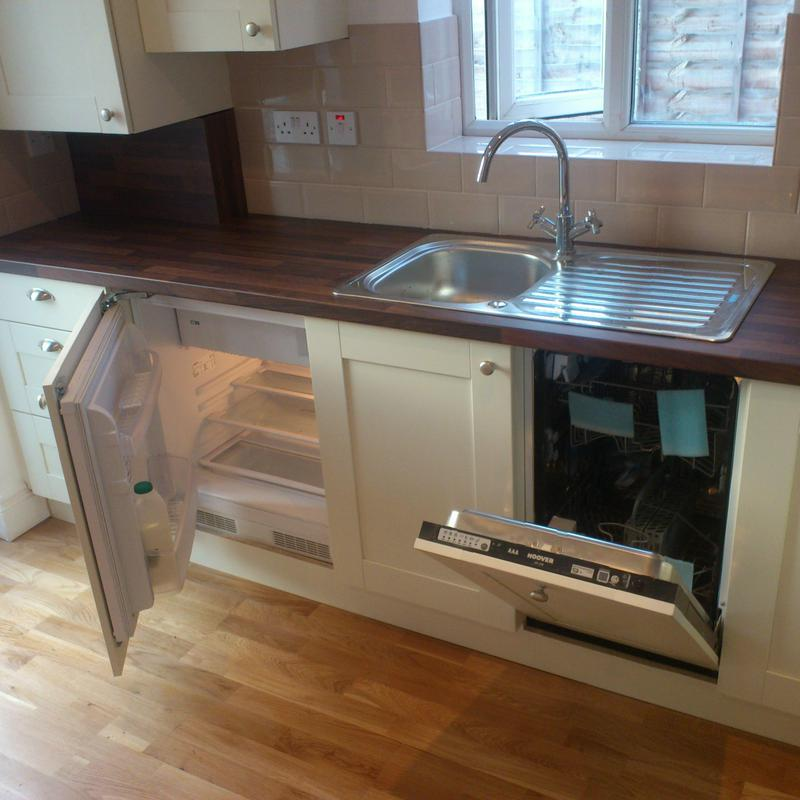 Image 28 - Kitchen, and solid wood floor