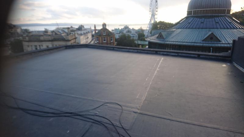 Image 40 - Epdm covered flat roof