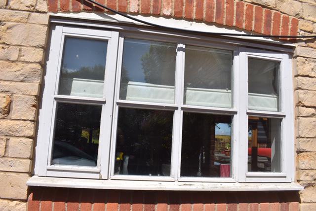 Image 74 - Old Kitchen Wooden Window