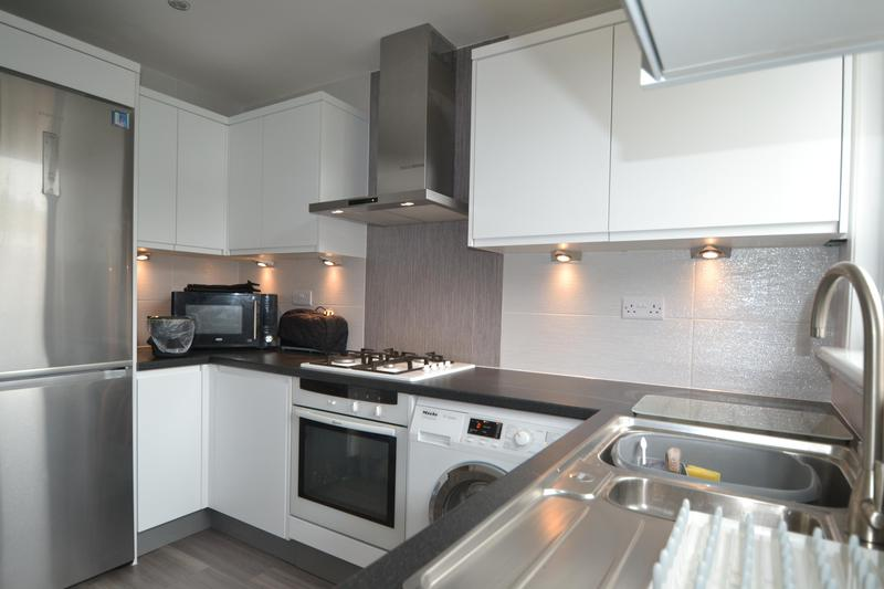 Image 8 - Magnet Kitchen install in Coulsdon, September 2020