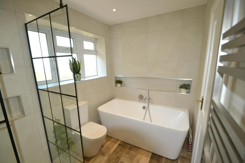 Image 7 - Bathroom Install, Purley, July 2020