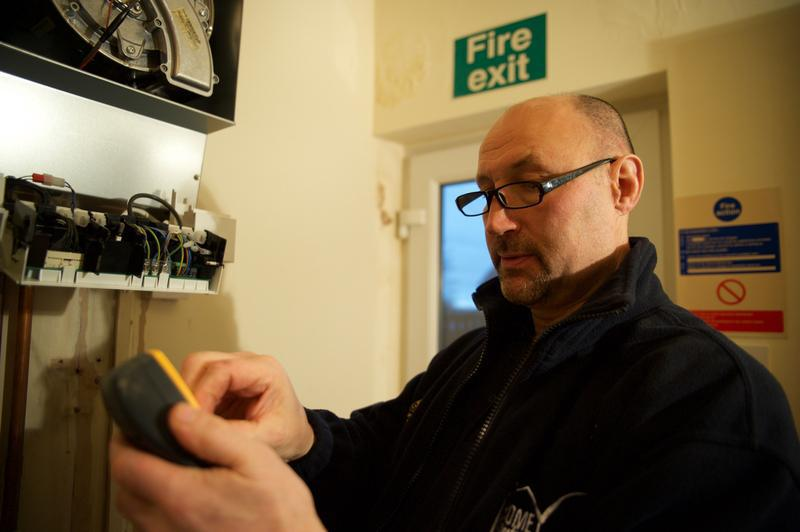 Image 5 - Gas safety check