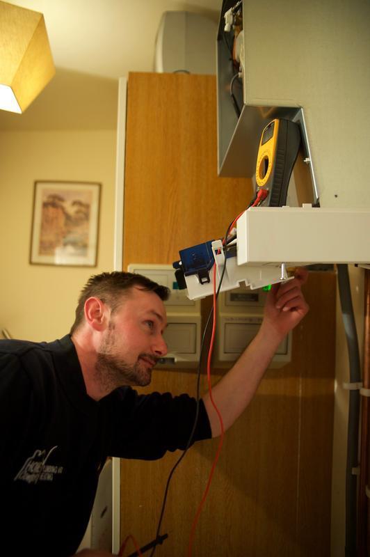 Image 6 - Boiler repair