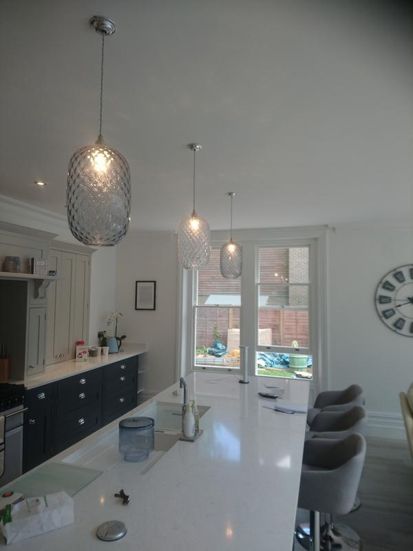 Image 20 - The right light fittings are critical to make a house a home. We always listen to our customers. Although we install and advise on many items ultimately it's your home...