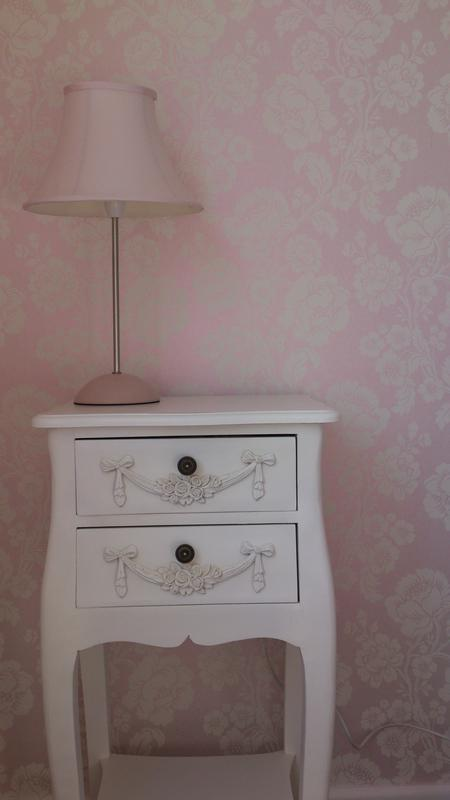 Image 26 - Laura Ashley Pink Wallpaper